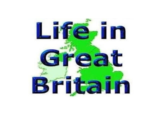 Life in Great Brittian is a powerpoint full of information on the history of the uk