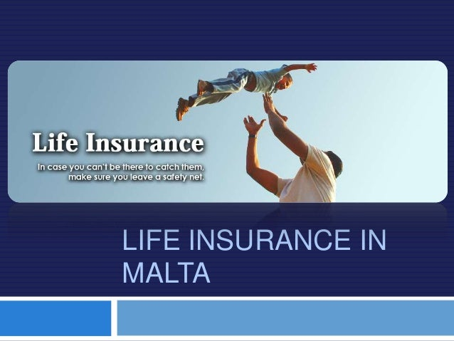 Life insurance sector in Malta