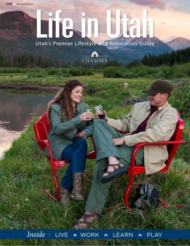 Life in Utah, 2014 Edition