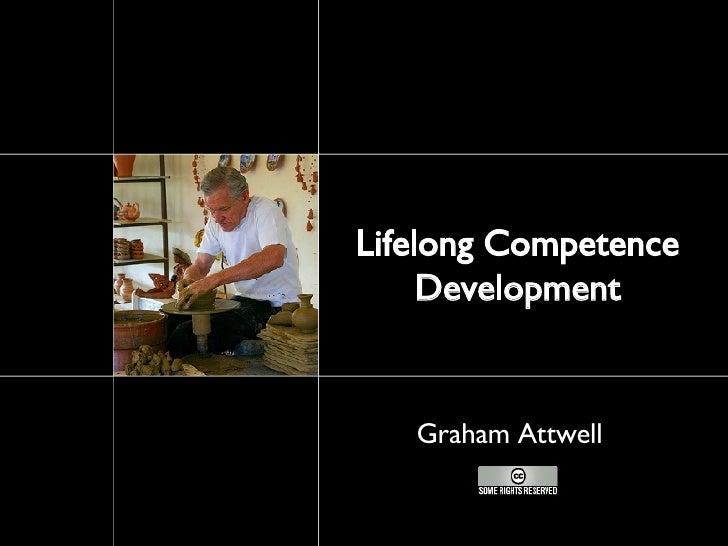 Lifelong Competnce Development