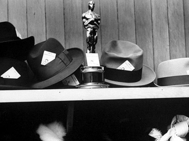 LIFE magazine photographers at the Academy Awards