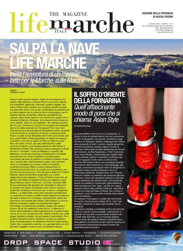 Il Numero di Life Marche Magazine