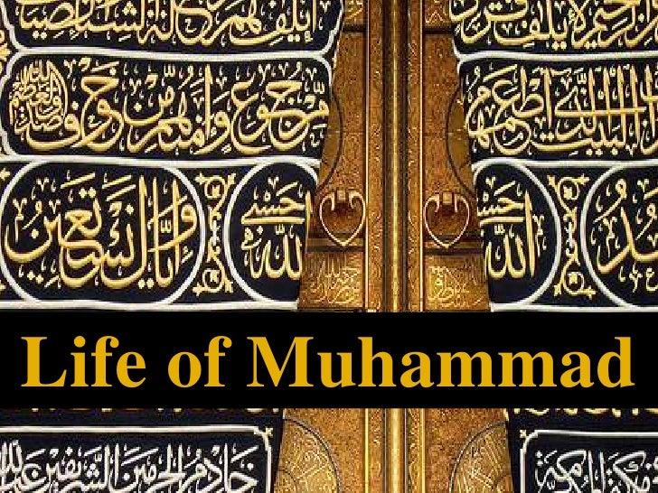 Life of Muhammad<br />