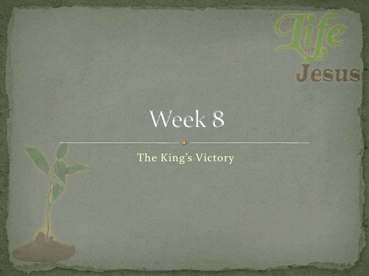 The King's Victory