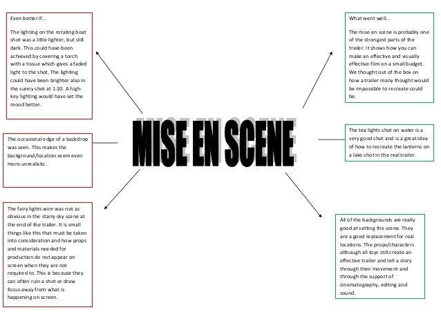 Life of pi mise en scene evaluation