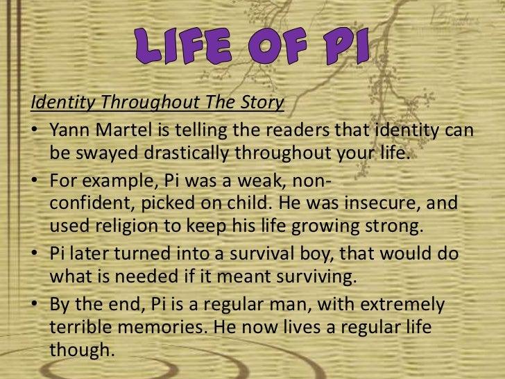 life of pi story telling essay