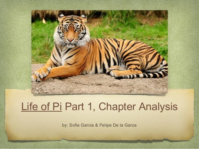 Life of pi part 1 ch analysis for Life of pi movie analysis