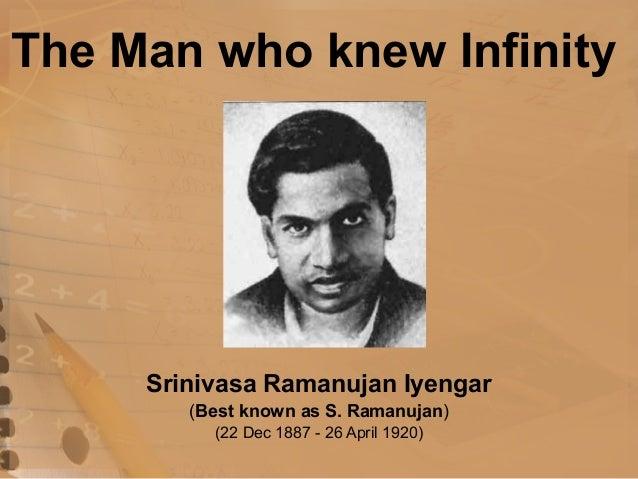 Ramanujan mathematician