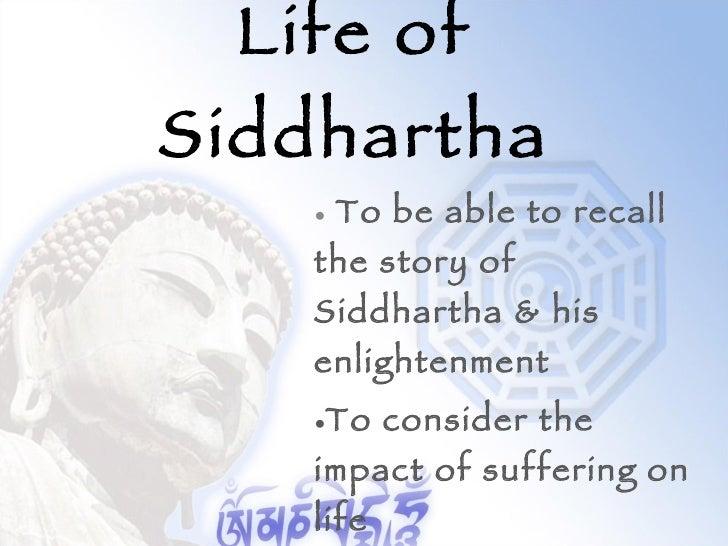 Life of Buddha - Siddhartha is born