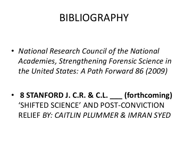 forensic scientist research paper essay Disclaimer: free essays on criminology posted on this site were donated by anonymous users and are provided for informational use only the free criminology research paper (forensic science i-search pape essay) presented on this page should not be viewed as a sample of our on-line writing service.