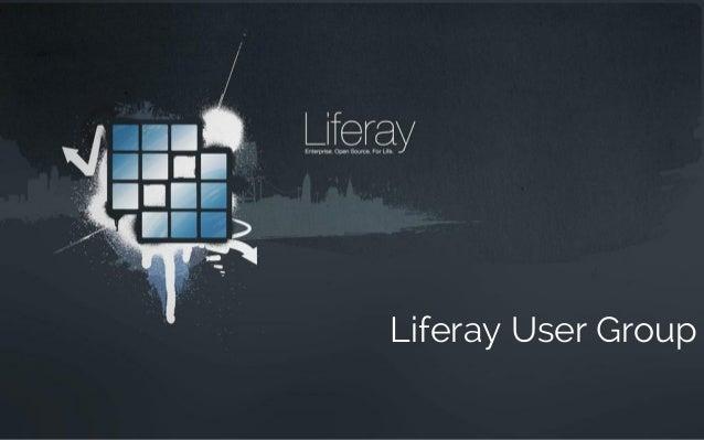 Liferay User Group