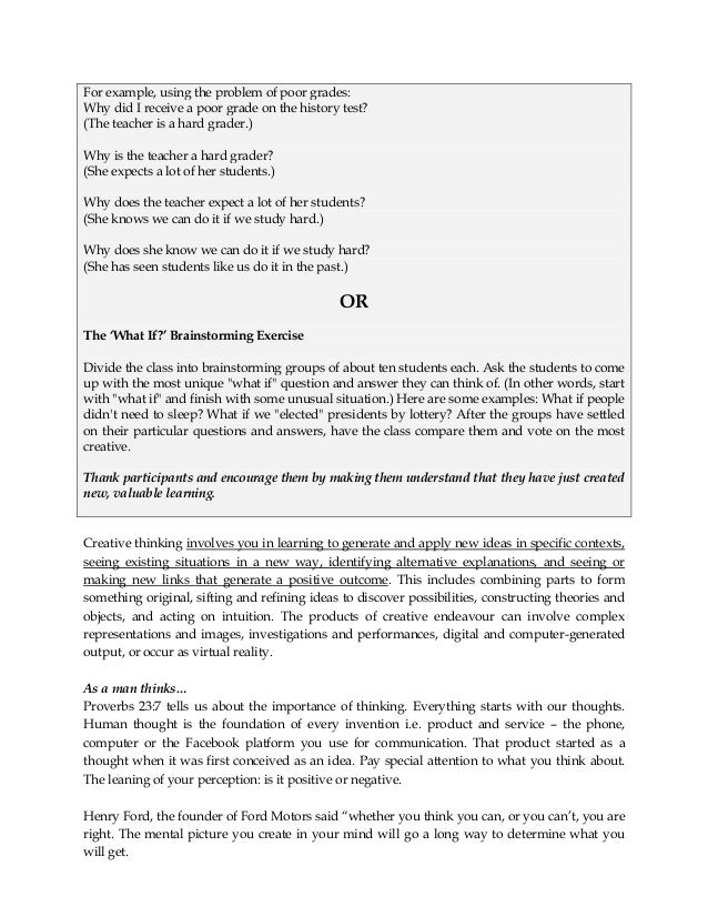 critical thinking test for teachers California critical thinking skills test  this section provides some helpful information for teachers and trainers, and also conceptual information for those.