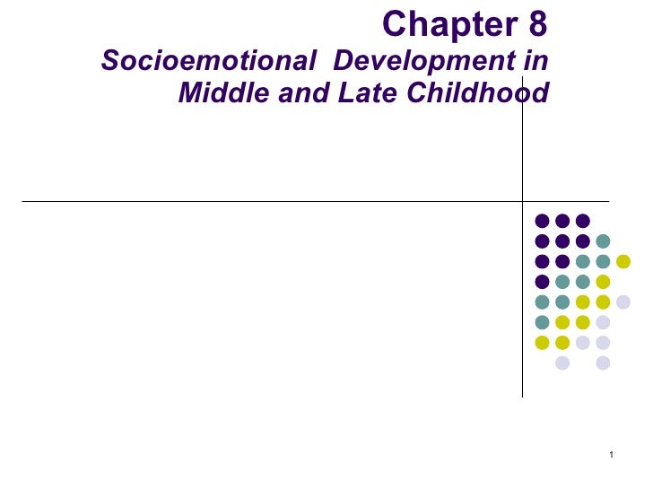 Chapter 8   Socioemotional  Development in Middle and Late Childhood © 2006 Pearson Education/Prentice-Hall Publishing