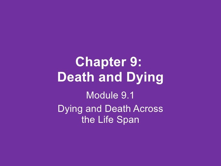 Lifespan psychology   chapter 9 - 2010
