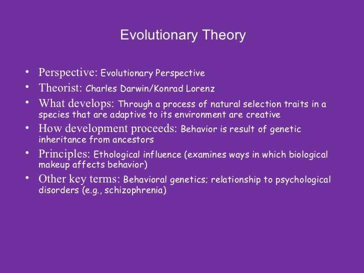 essay on evolutionary psychology Evolutionary psychologists view human behavior and psychological traits as a result of evolutionary adaptation in response to reproductive needs - much like the concept of natural selection applied to reproduction, or sexual selection drawing from this perspective, evolutionary psychologists and professionals seek to explain the differences.