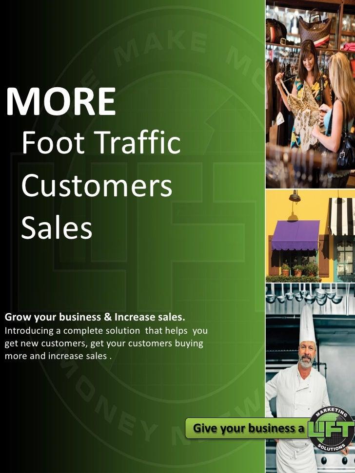Lift Brochure 2012