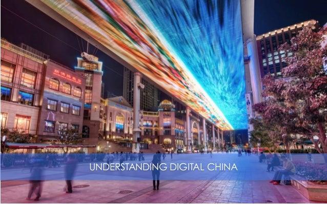 UNDERSTANDING DIGITAL CHINA