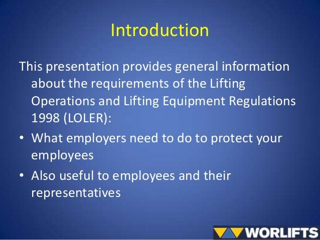 Push Sticks For Lifting Operations