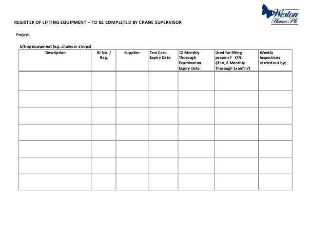 scaffold inspection checklist free template - safety harness inspection log fire extinguisher inspection
