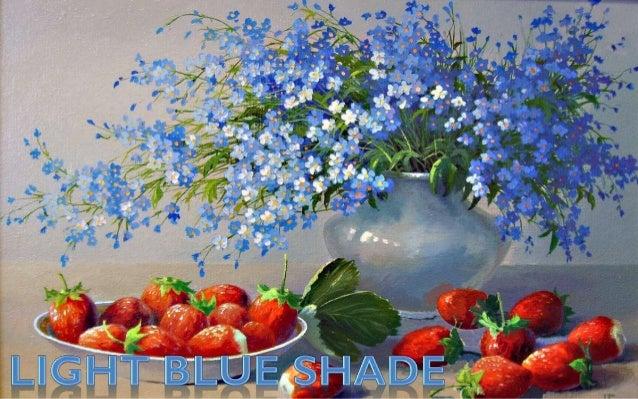 Light Blue Shade (sayings)