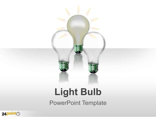 Light Bulb Insert text  Insert your own text   Insert your own text  Insert your own text