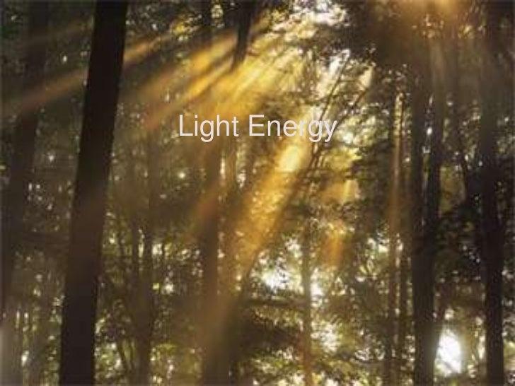 Light Energy