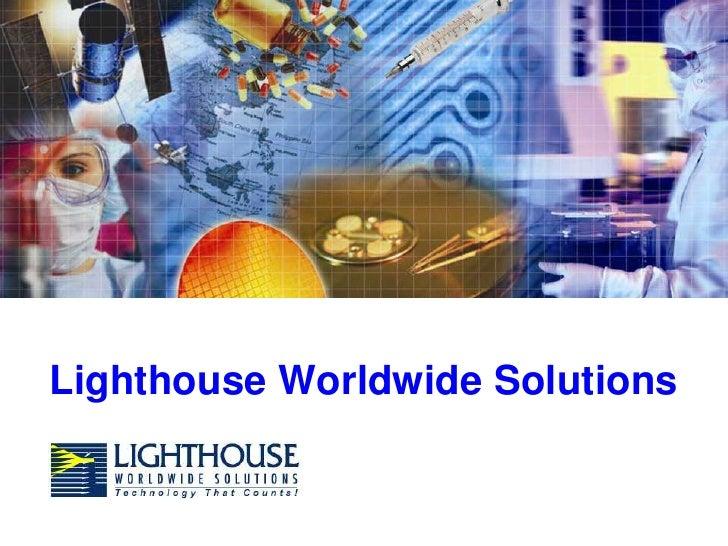 Lighthouse Overview Presentation Linkedin2