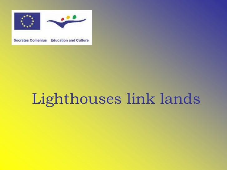 Lighthouses link lands<br />