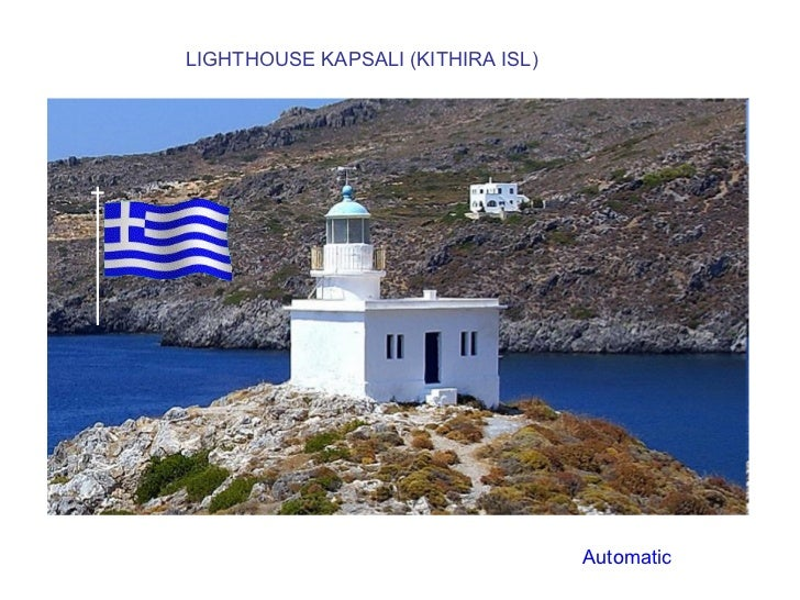 Lighthouses of Greece  2.