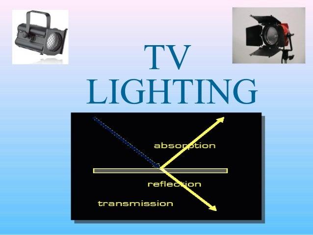 TV Lighting