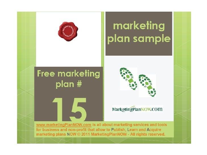 Free marketing plan sample of a lighting services, Festilight, by www.marketingPlanNOW.com