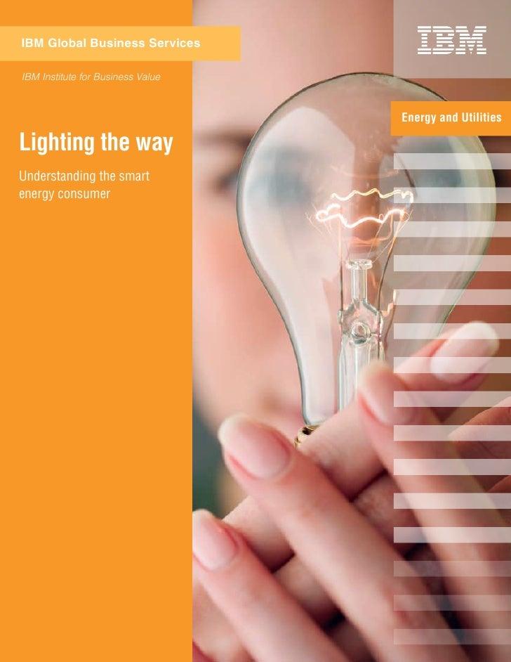 Lighting the way: Understanding the Smart Energy Consumer