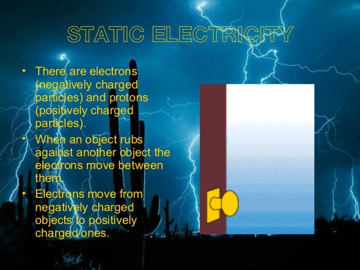 static electricity machine