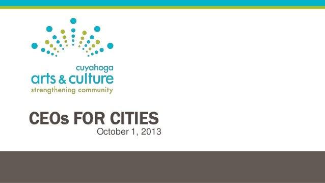 Cuyahoga Arts & Culture - Karen Gahl-Mills