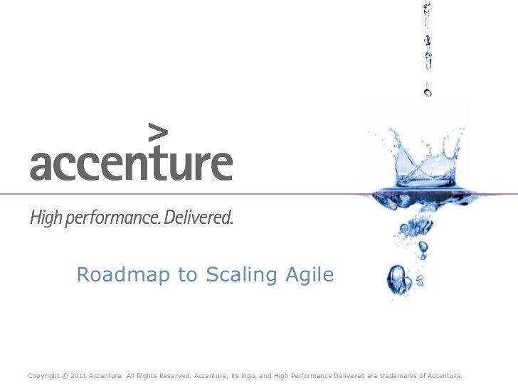 Lightning talk Accenture