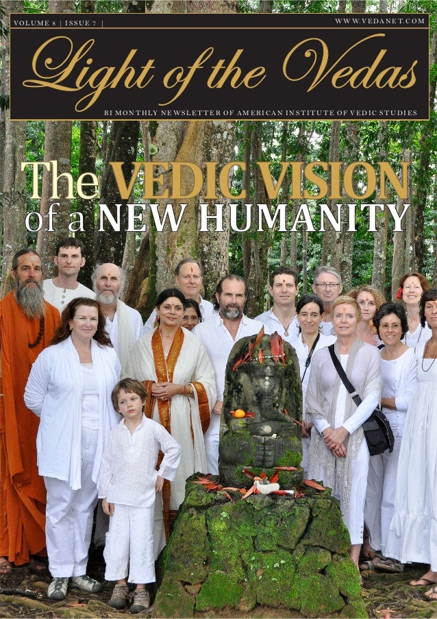 Light of vedas volume 8 issue 7