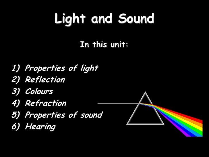 Light presentation