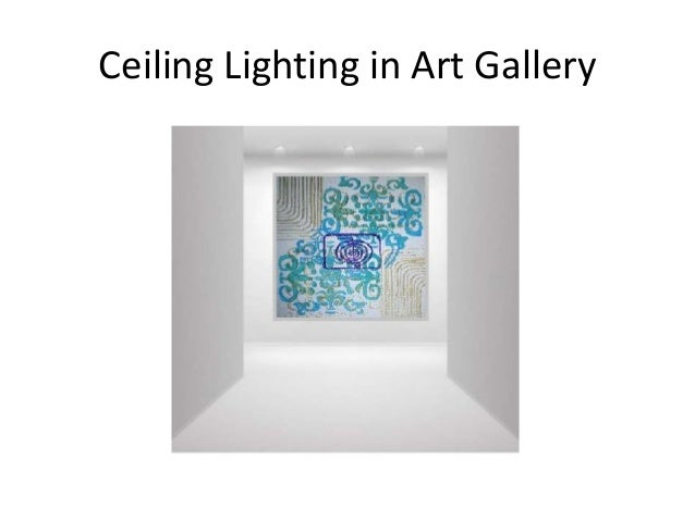 ceiling lighting in art gallery best modern lighting