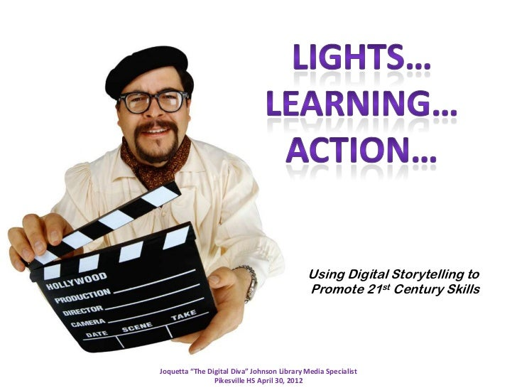 Lights Learning Action