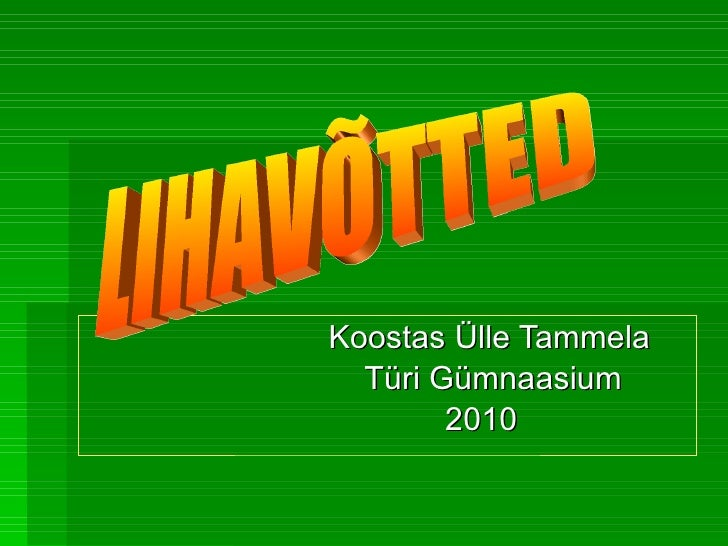 Lihavotted