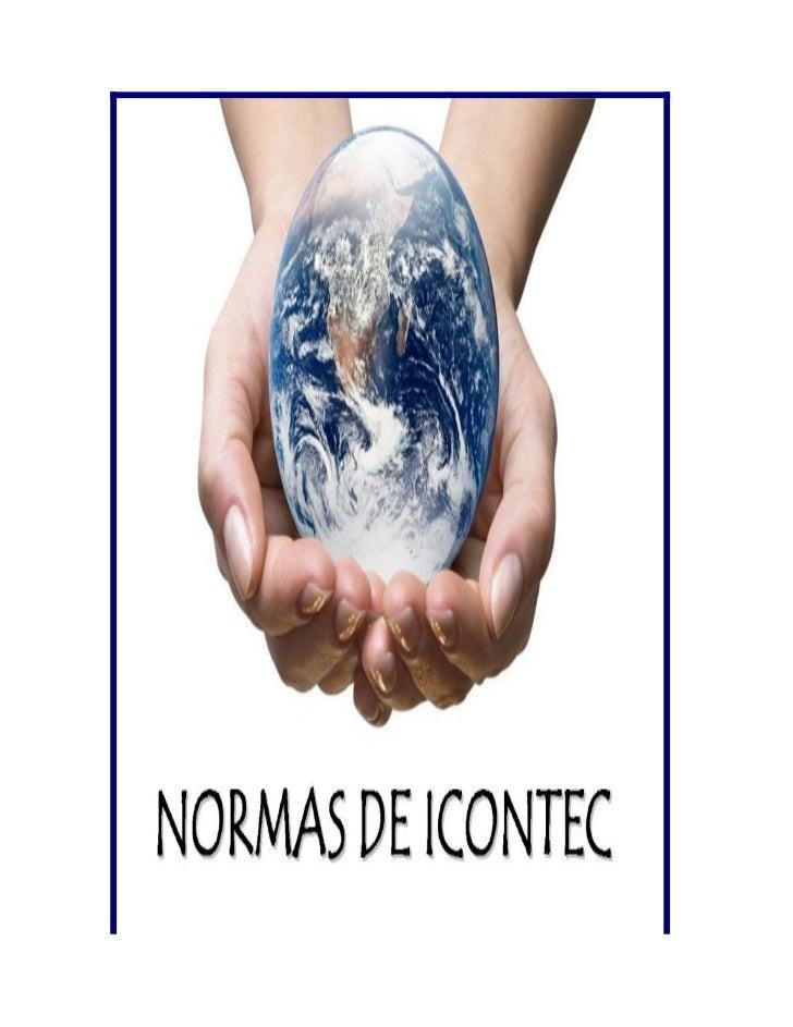 NORMAS ICONTECLEGUIZAMON LOZANO LINA MARCELA  PAEZ FARIAS JESSICA JULIETH             1004LICEO NACIONAL ANTONIA SANTOS   ...