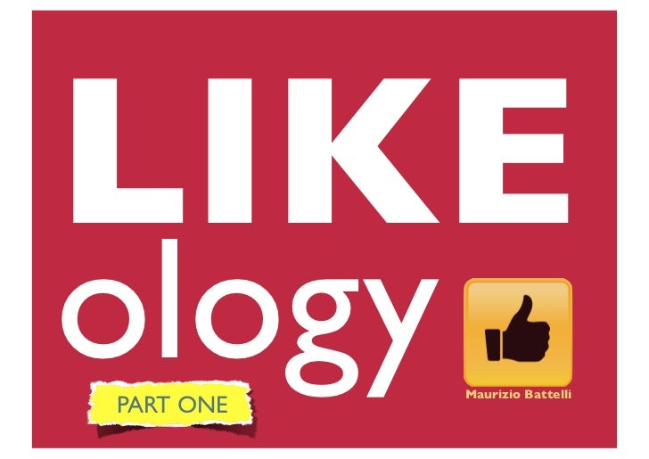 Likeology - Engage your fans P.1