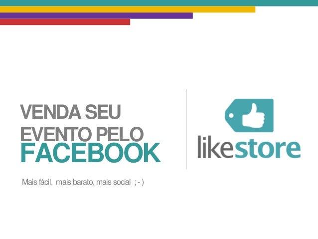 LikeStore Eventos