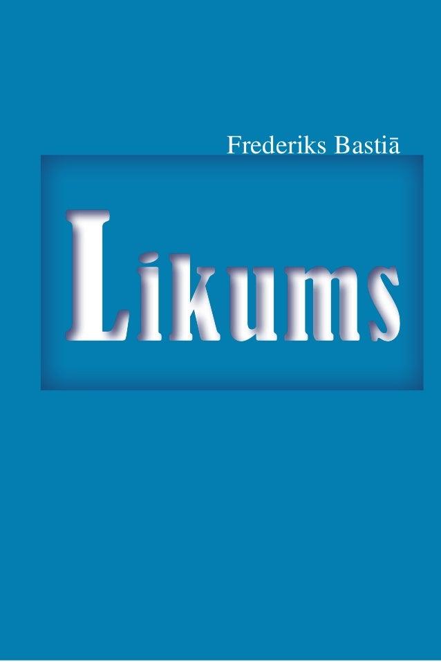 Frederiks Bastiā