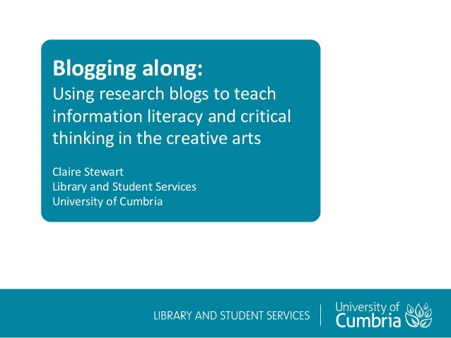 critical thinking information literacy