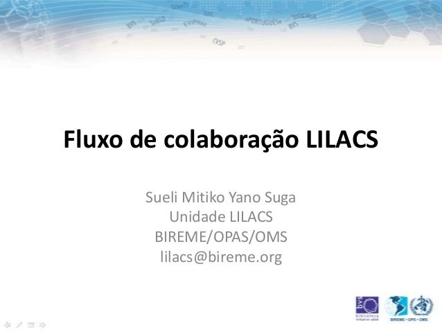 Lilacs submission indicadores