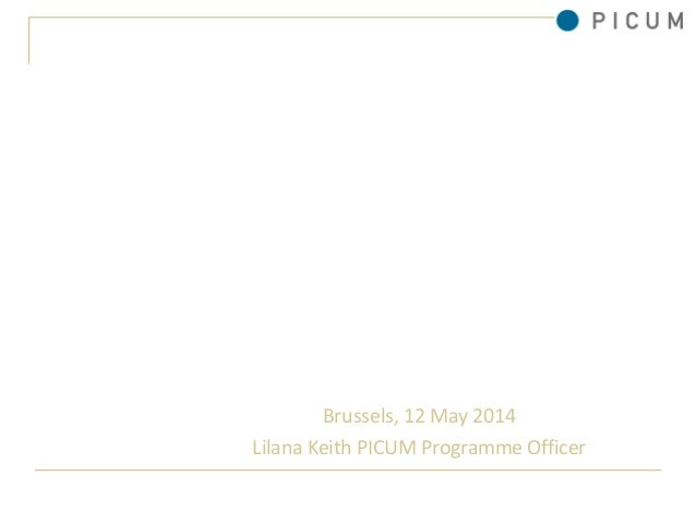 Better Roma Inclusion through civil society initiatives: focus on health and anti-discrimination Brussels, 12 May 2014 Lil...
