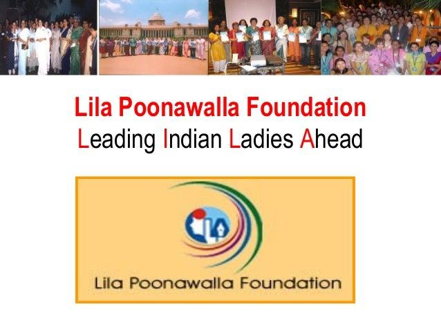 Lila Poonawalla Foundation- Undergraduate Program
