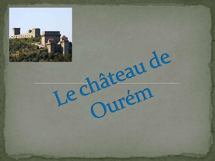 Lechâteau de Ourém<br />