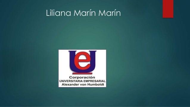 Liliana Marín Marín